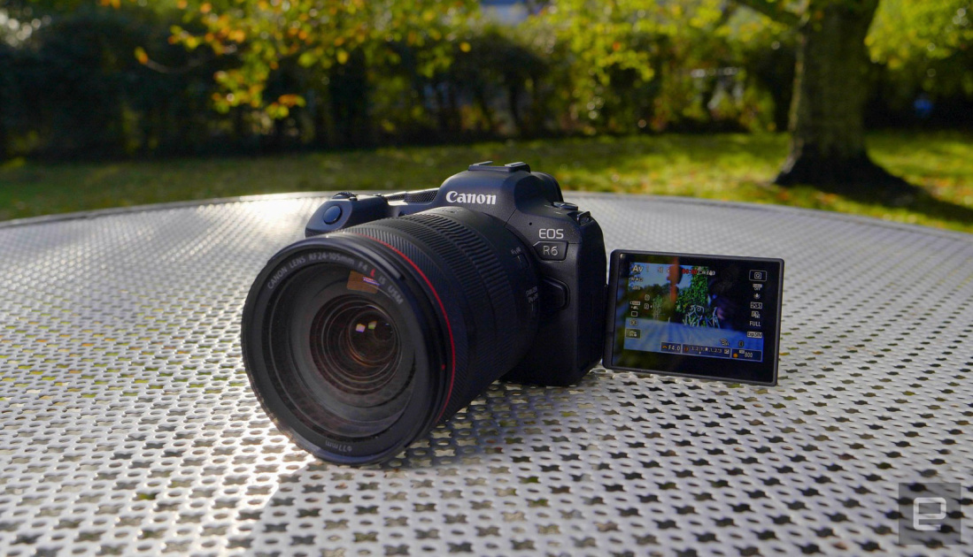 Canon EOS R6 review: A perfect hybrid shooter with a big video flaw
