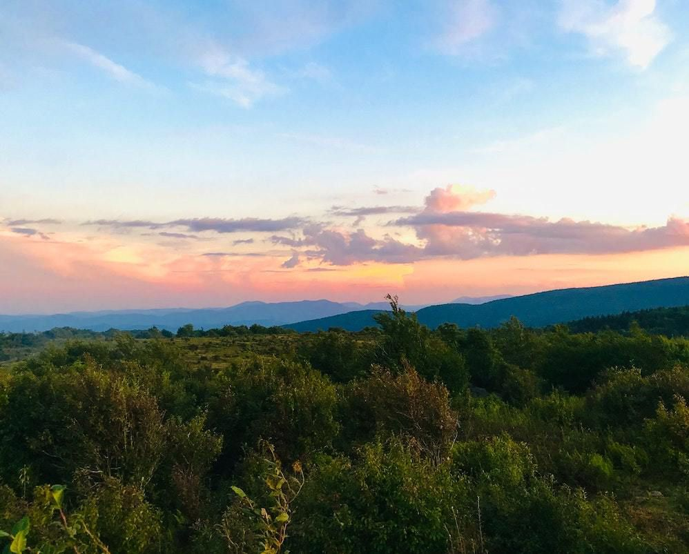 The Ultimate Blue Ridge Parkway Camping Guide