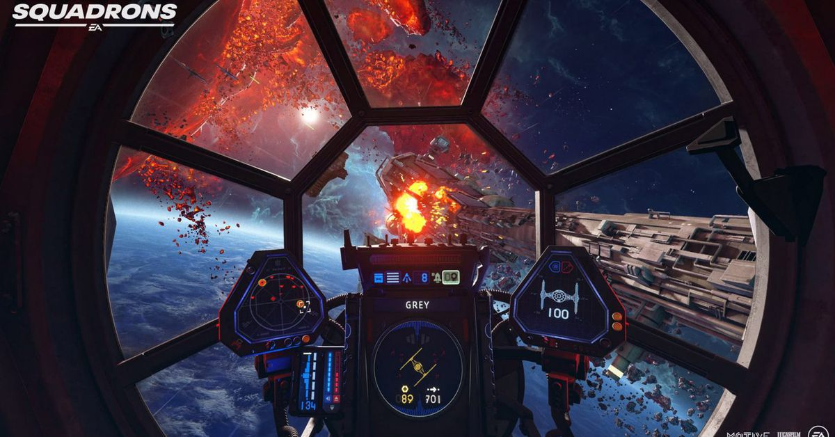 Star Wars: Squadrons Multiplayer Review: the space combat game I've been waiting for